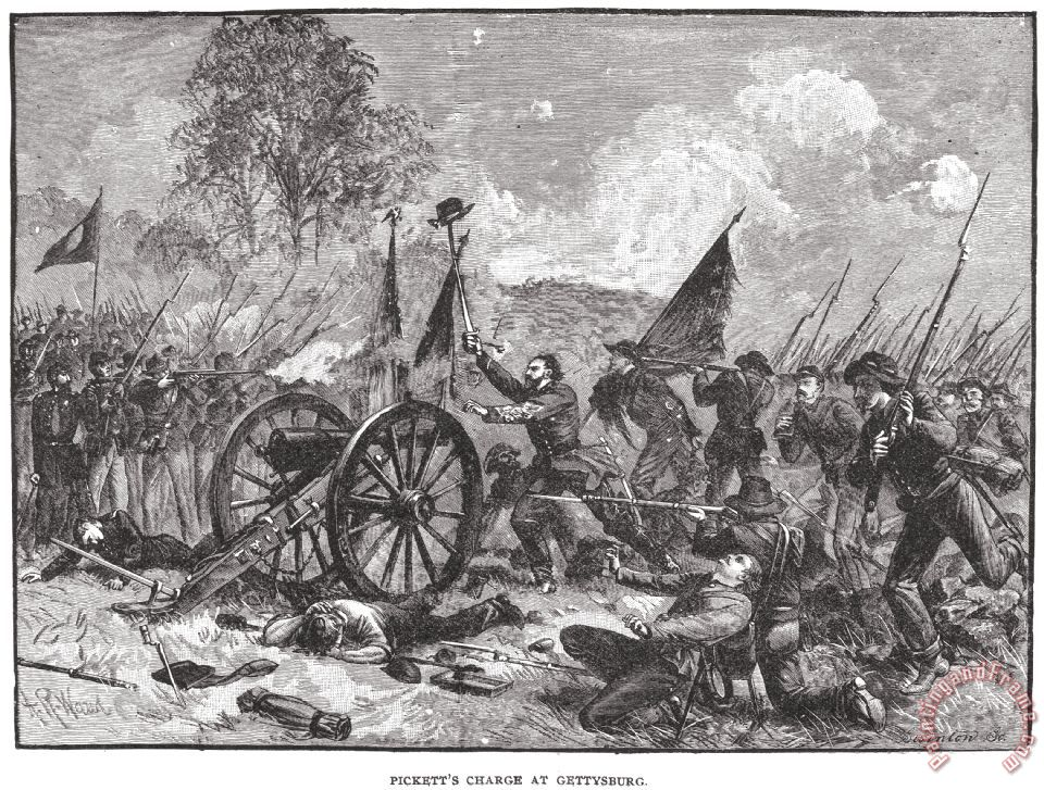 picketts charge essays Home opinion comment as self-defeating as pickett's charge as self-defeating as pickett essay, opinion, opinion the start of pickett's charge at the.