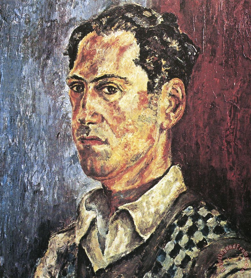 Pictures Of George Gershwin Painting