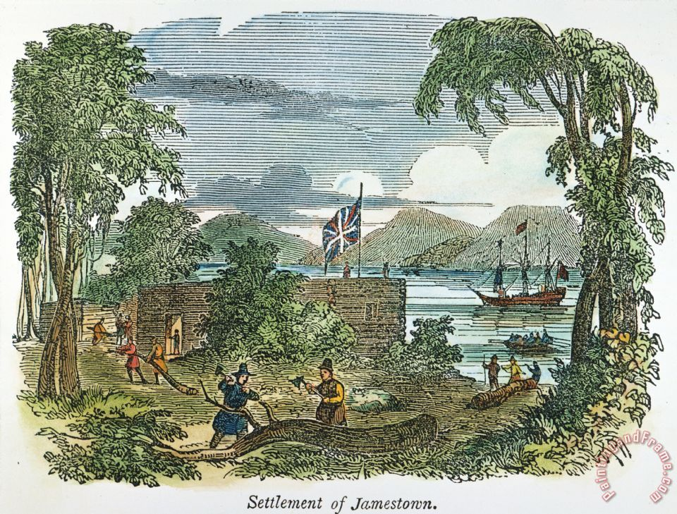 economy in 1607 virginia To explore the governance, economy, and social structure created during the   southern colonies - virginia (1607), maryland (1632), south carolina (1663),.