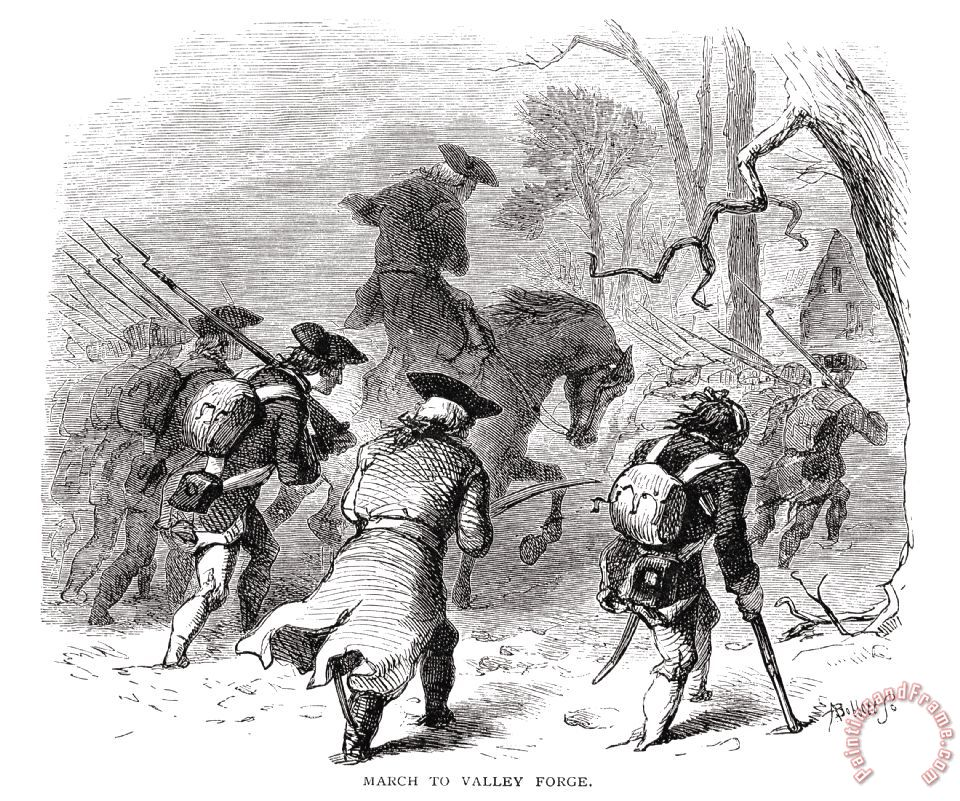 valley forge coloring pages - photo#40