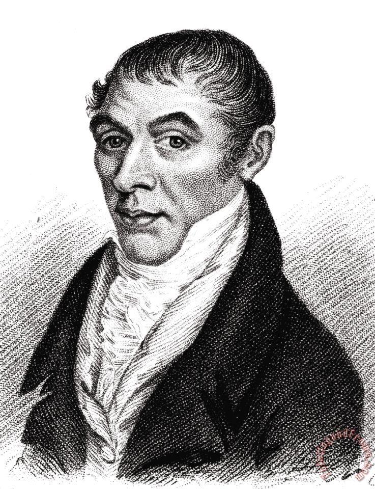 Others Robert Owen 1771 1858 Painting Robert Owen