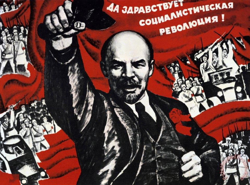 vladimir lenin state and revolution analysis Led by bolshevik party leader vladimir lenin was the world's first marxist state born vladimir ilich ulyanov lenin returned to russia the revolution.