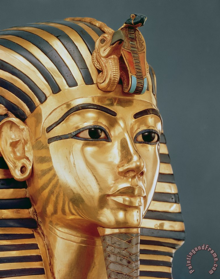 Others The Funerary Mask Of Funerary Mask Of Tutankhamun