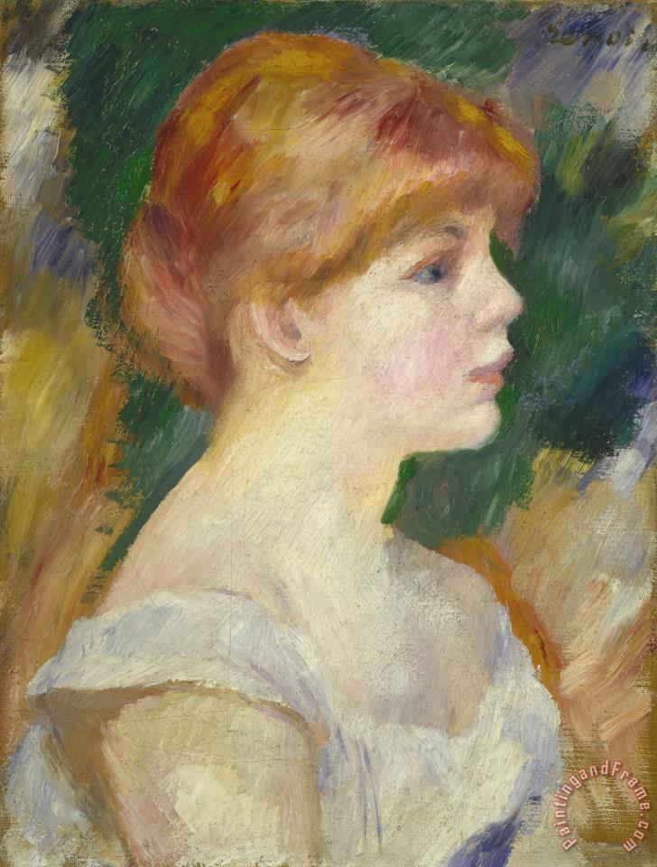 Pierre Auguste Renoir Suzanne Valadon