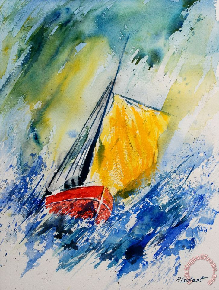 pol ledent watercolor 280308 painting watercolor 280308