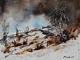 Watercolor Jjook by Pol Ledent