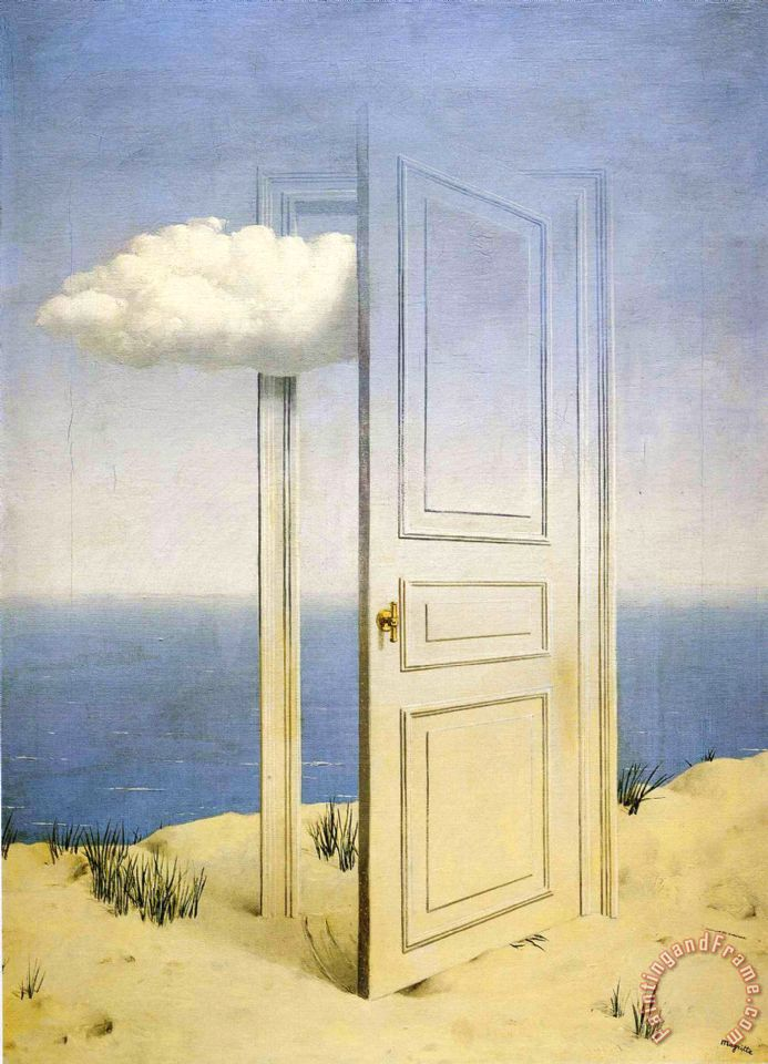 Rene Magritte The Victory 1939 Painting The Victory 1939