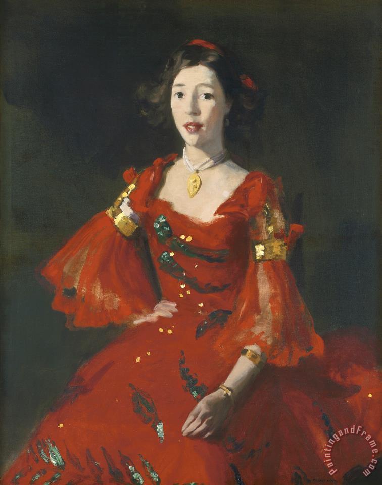 Robert Henri Paintings For Sale