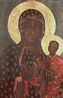 After School Prints - The Black Madonna of Jasna Gora by Russian School