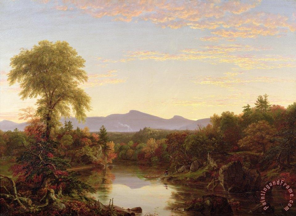 Hudson River School Famous Paintings