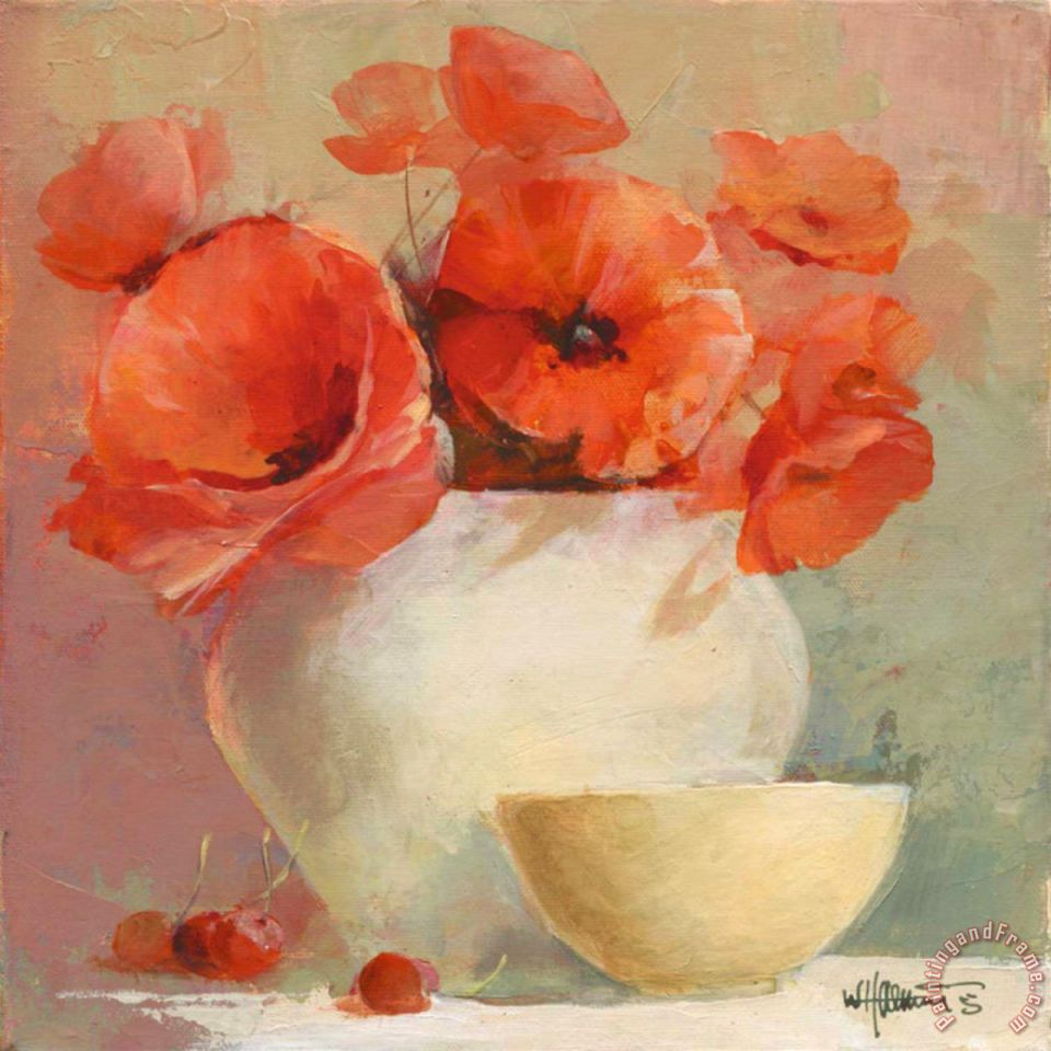 Willem Haenraets  - Page 2 Lovely_poppies_ii