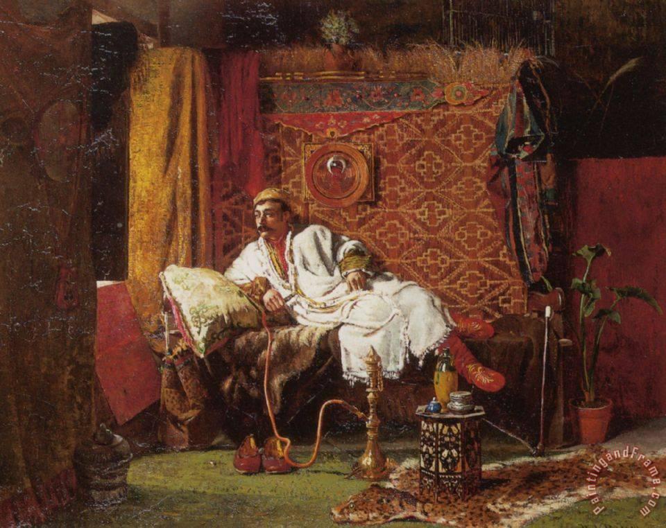Opium Art William Lamb Pi...